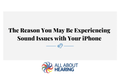 The Reason You May Be Experiencing Sound Issues with Your iPhone